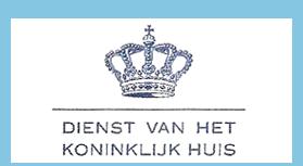 Dienst van het Koninklijk Huis - blauw