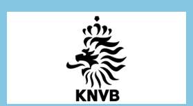 KNVB - blauw
