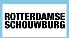 Rotterdamse Schouwburg - blauw
