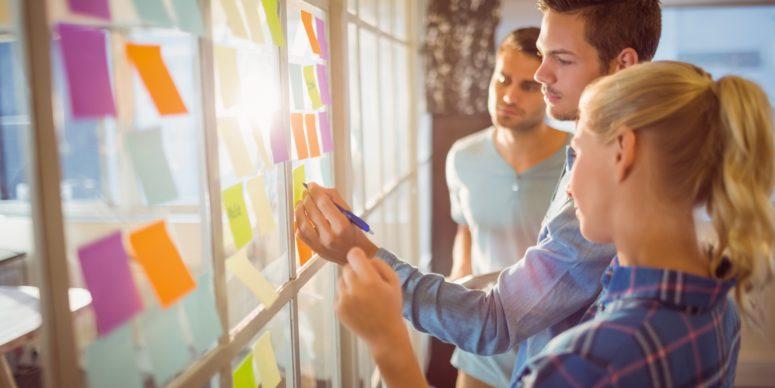agile werken gratis visiedocument