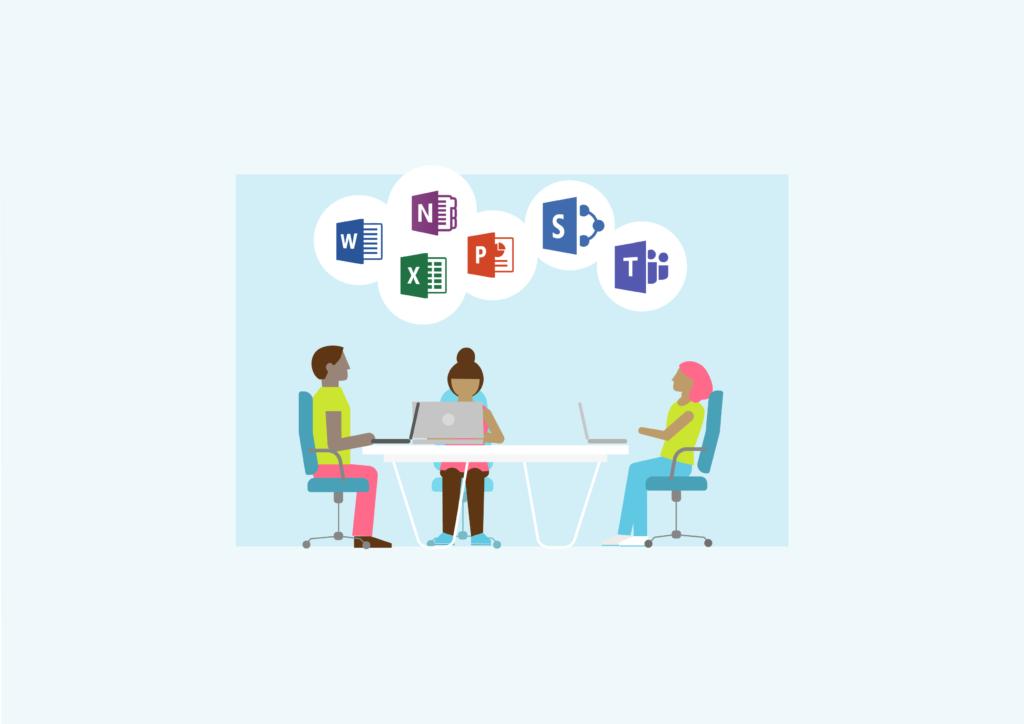 digitaal werken met office 365